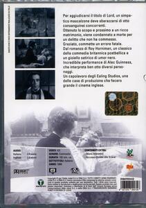 Sangue blu di Robert Hamer - DVD - 2