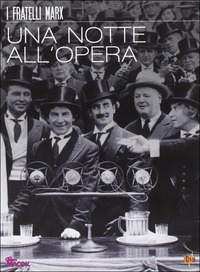 Cover Dvd notte all'opera (DVD)