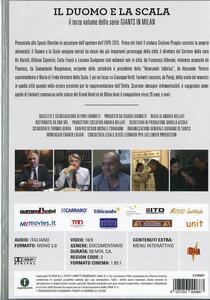 Giants in Milan. Vol. 3. Il Duomo e La Scala di Andrea Bellati - DVD - 2