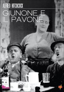 Giunone e il pavone. Juno and the Paycock di Alfred Hitchcock - DVD