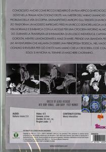 Ricco e strano. Rich and Strange di Alfred Hitchcock - DVD - 2