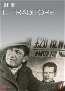 Il traditore di John Ford - DVD