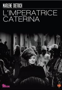 Locandina L'imperatrice Caterina