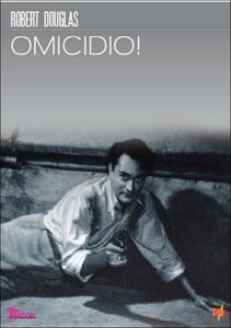 Omicidio! di Felix Jacoves - DVD
