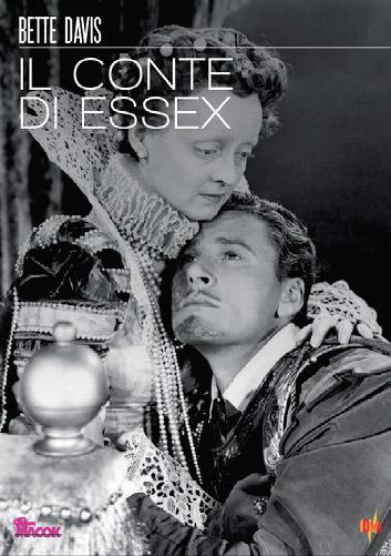 Cover Dvd DVD Il conte di Essex