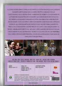 Il conte di Essex di Michael Curtiz - DVD - 2