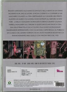 La maschera di cera di André De Toth - DVD - 2