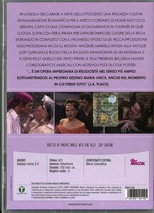 Il pirata di Vincente Minnelli - DVD - 2