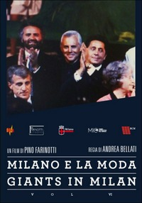 Locandina Giants in Milan Vol. VI: La Moda