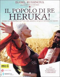 Il popolo di re Heruka di Rodolfo Martinelli Carraresi - DVD