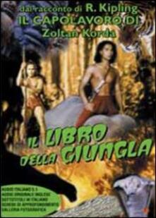 Il libro della giungla di Zoltan Korda - DVD