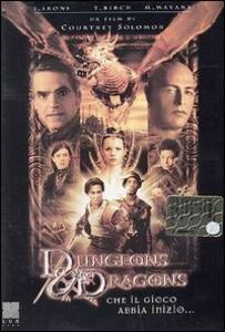 Dungeons & Dragons di Courtney Solomon - DVD