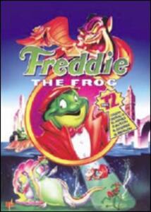 Freddie the Frog di John Acevski - DVD
