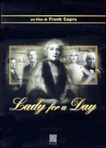 Signora per un giorno di Frank Capra - DVD