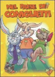 Pasqua nel paese dei coniglietti di Leonard Lee - DVD