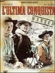 Cover Dvd L'ultima conquista