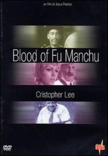 The Blood of Fu Manchu di Jess Jesus Franco - DVD