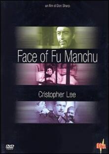 The Face of Fu Manchu di Don Sharp - DVD