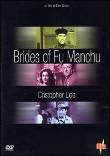 The Brides of Fu Manchu di Don Sharp - DVD