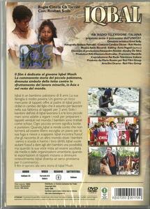 Iqbal di Cinzia Th Torrini - DVD - 2