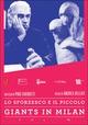 Cover Dvd Giants in Milan Vol. VII: Castello Sforzesco