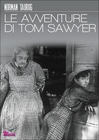 Cover Dvd avventure di Tom Sawyer (DVD)
