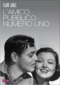 Cover Dvd amico pubblico numero uno (DVD)