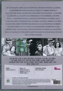 Corrispondente X di King Vidor - DVD - 2