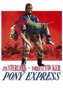 Pony Express di Jerry Hopper - DVD