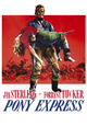 Cover Dvd DVD Pony Express