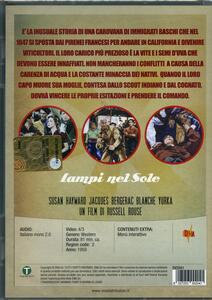 Lampi nel Sole di Russell Rouse - DVD - 2