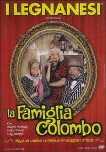 I Legnanesi. La famiglia Colombo (2 DVD) - DVD