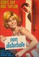 Cover Dvd DVD Non disturbate