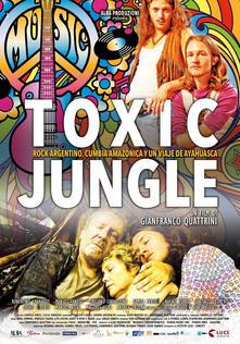 Toxic Jungle (DVD) di Gianfranco Quattrini - DVD