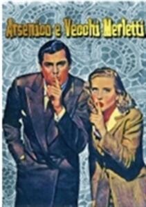 Arsenico e vecchi merletti (DVD) di Frank Capra - DVD