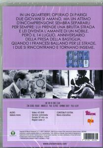 Per le vie di Parigi di Rene' Clair - DVD - 2
