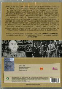 I grandi dittatori. Adolf Hitler e Francisco Franco (DVD) - DVD - 2
