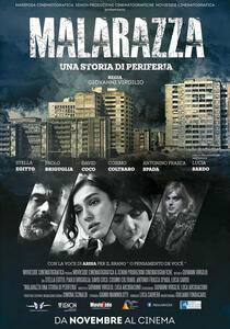 Malarazza. Una storia di periferia (DVD) di Giovanni Virgilio - DVD
