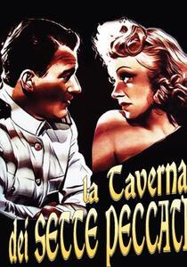 La taverna dei sette peccati (DVD) di Tay Garnett - DVD