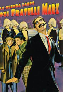 La guerra lampo dei fratelli Marx (DVD) di Leo Mccarey - DVD
