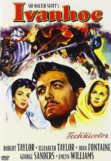 Ivanhoe. Versione restaurata (DVD) di Richard Thorpe - DVD