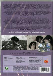 Il lamento sul sentiero (DVD) di Satyajit Ray - DVD - 2