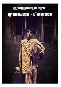 Aparajito. L'invitto (DVD) di Satyajit Ray - DVD