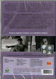 Aparajito. L'invitto (DVD) di Satyajit Ray - DVD - 2