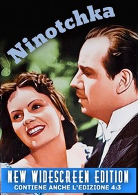 Cover Dvd Ninotchka (DVD)