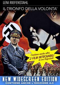Il trionfo della volontà (DVD) di Leni Riefenstahl - DVD