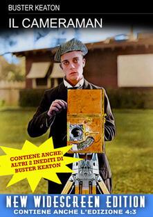Il Cameraman (DVD) di Edward Sedgwick - DVD
