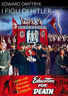I figli di Hitler (DVD) di Edward Dmytryk - DVD