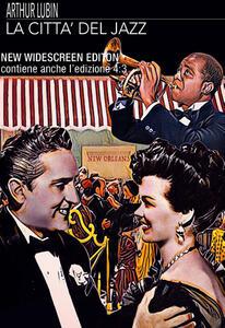 La città del Jazz (DVD) di Arthur Lubin - DVD