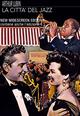 Cover Dvd DVD La città del jazz